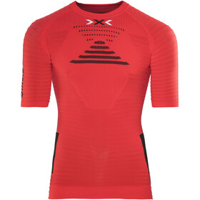 X-Bionic Effektor Running Power Shirt SS Men Flash Red/Black
